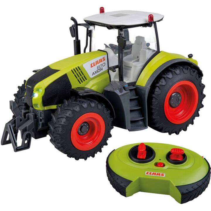 HAPPY PEOPLE Claas Axion Traktor 870 (1:16)