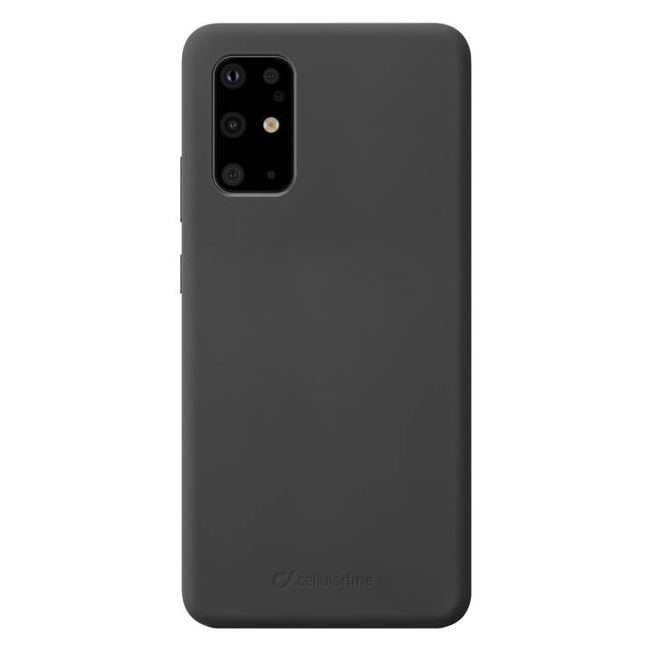 CELLULAR LINE Backcover Sensation (Galaxy S20+, Nero)