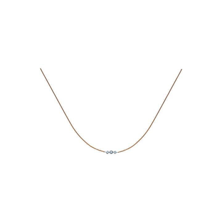 MUAU Anker Collier (Diamant, 45 cm)