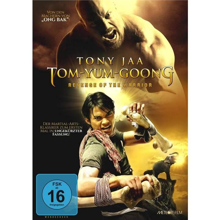 Tom Yum Goong - Revenge of the Warrior (DE, EN)
