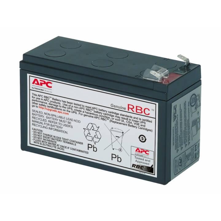 Batterie de rechange APC RBC17
