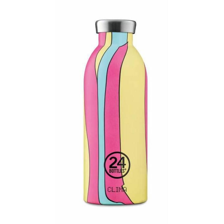 24BOTTLES Bottiglia sottovuoto Clima (0.5 l, Bianco)