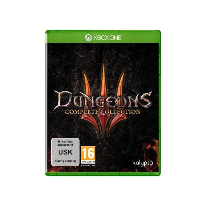Dungeons 3 Complete Collection (IT)
