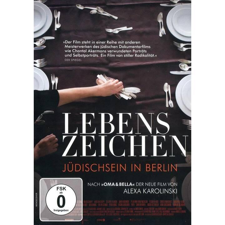 Lebenszeichen - Jüdischsein in Berlin (DE)