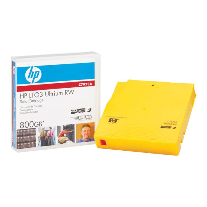 HP Ultrium 3 RW Data Cartridge
