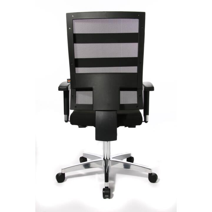 TOPSTAR X-Pander Black Chaise opérateur (Noir)