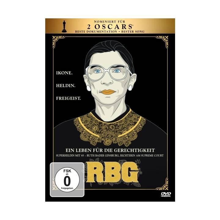 RBG - Ein Leben für die Gerechtigkeit (DE, EN)