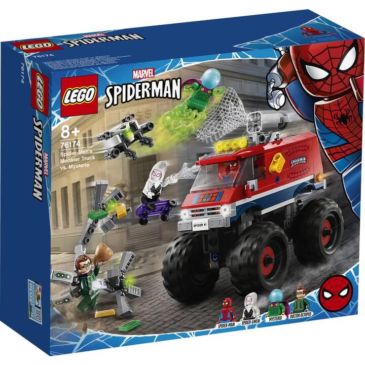 LEGO Marvel Super Heroes Monster Truck di Spider-Man vs. Mysterio (76174)