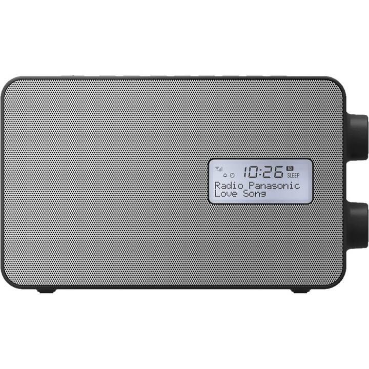 PANASONIC RF-D30BT Radios numériques (Noir)
