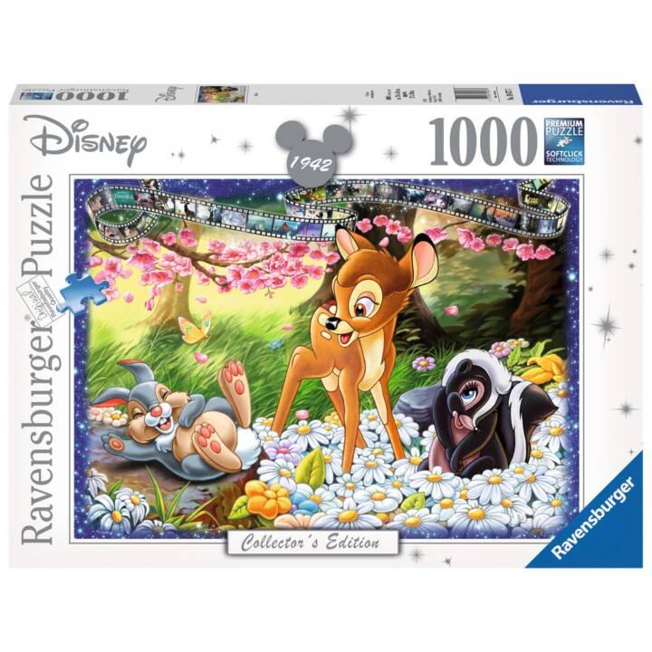 RAVENSBURGER Bambi Puzzle, 1000 Stk.