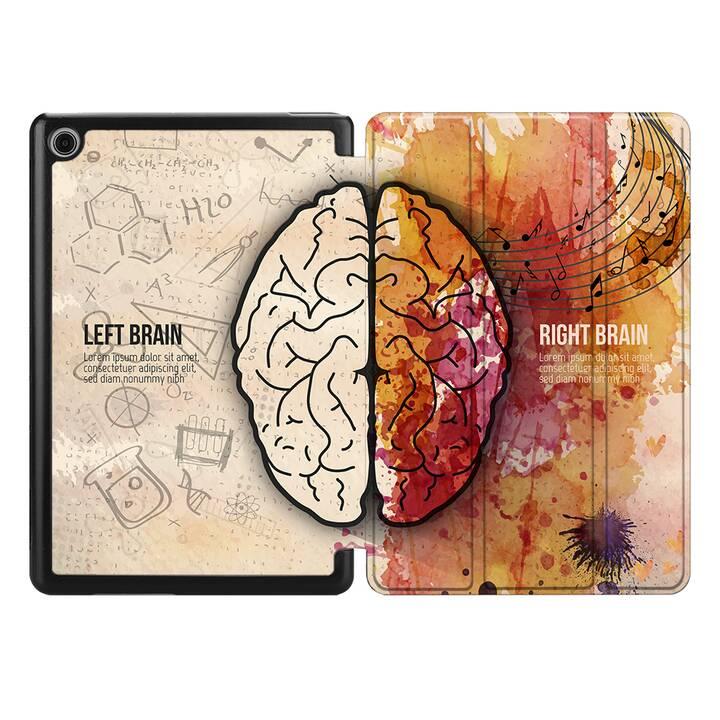 """EG MTT Coque pour HUAWEI MediaPad M5 / M5 Pro 10.8"""" 2018 - cerveau"""
