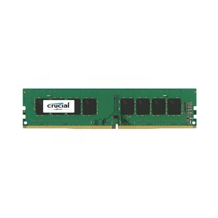 CRUCIAL CT4G4DFS8266 (1 x 4 Go, DDR4-SDRAM, DIMM 288-Pin)