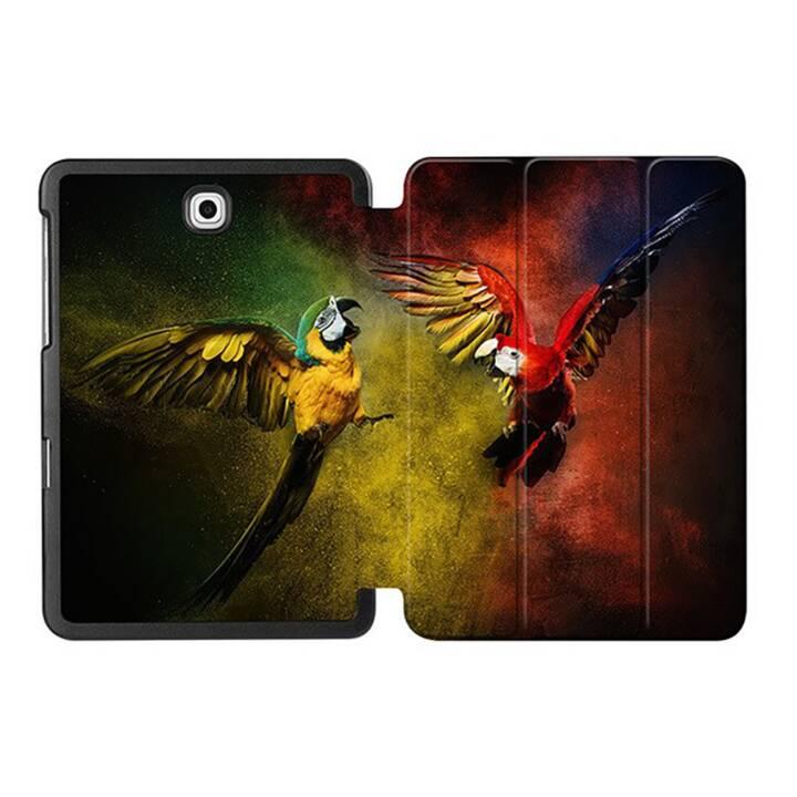 """EG MTT Housse tablette pour Samsung Galaxy Tab S2 8"""" - Parrot"""