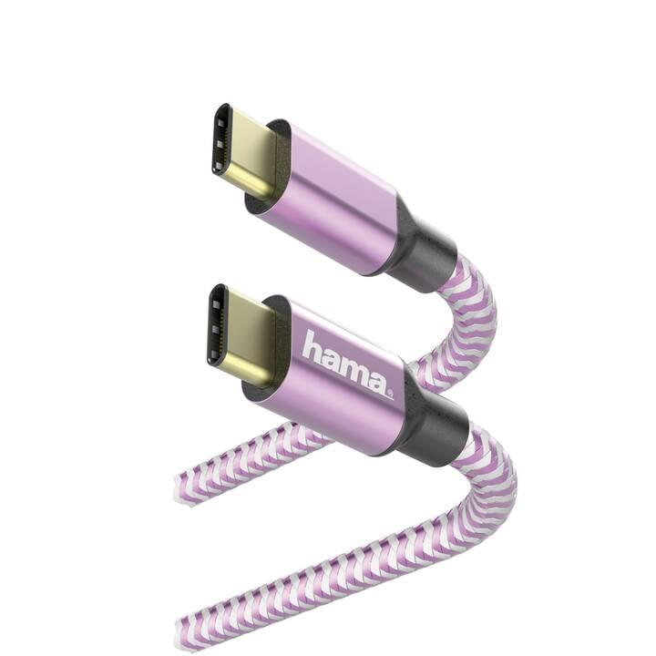 HAMA Cavo USB (USB 2.0 Tipo-C, 1.5 m)