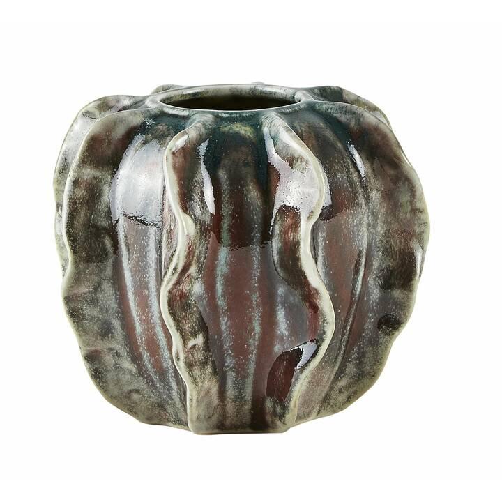 GALZONE Vase Villa Collection (130 mm, Braun, Grau)