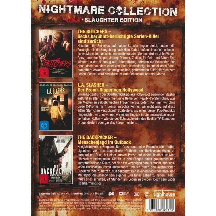 Nightmare Collection - Vol. 1 - Slaughter Edition (DE, EN)