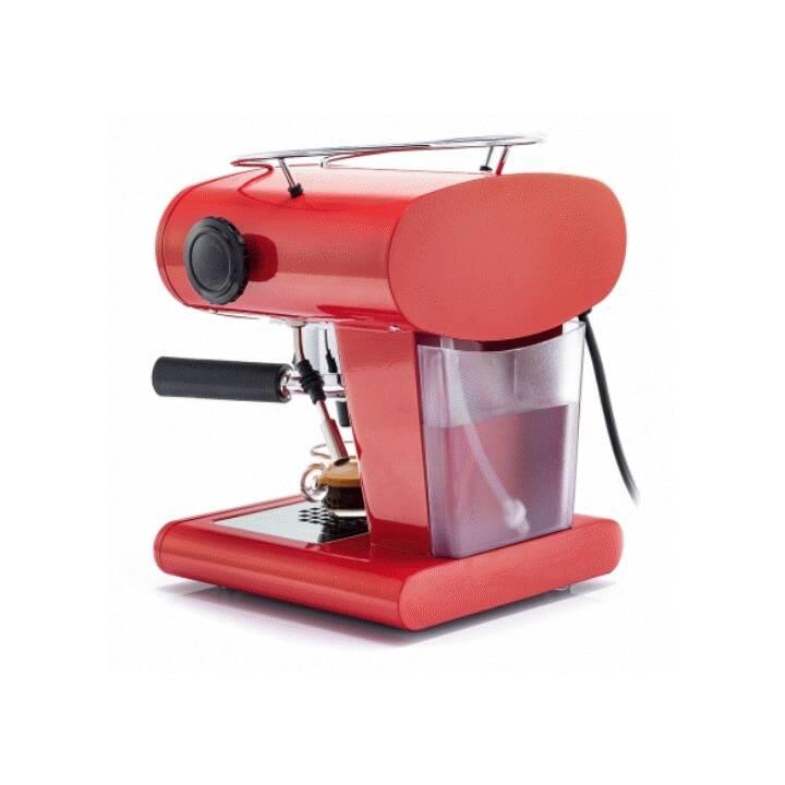 AMICI X1 Ground Pulvermaschine, Rot