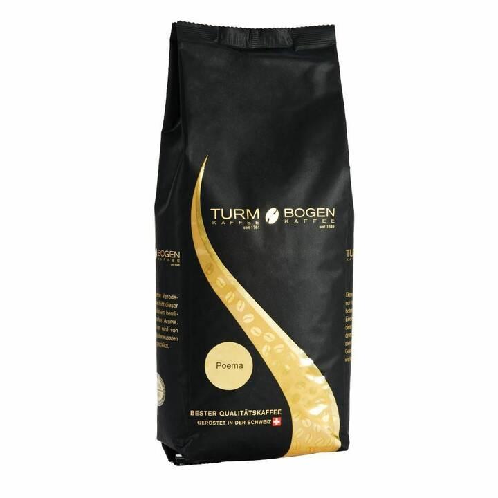 TURM KAFFEE Kaffeebohnen Caffè Crema Poema (1 kg)