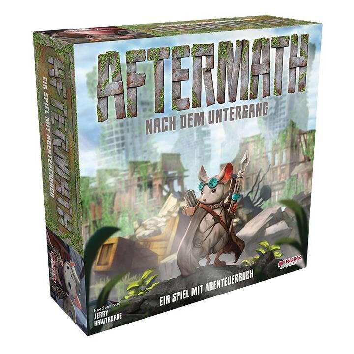PLAID HAT GAMES Aftermath: Nach dem Untergang Jeu coopératif