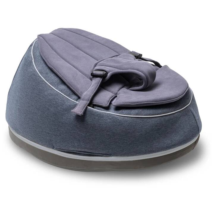 DOOMOO Coussin pouf Seat and Swing (Gris)