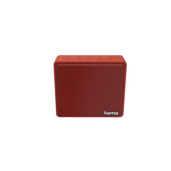 HAMA Pocket (Bluetooth, Rosso)