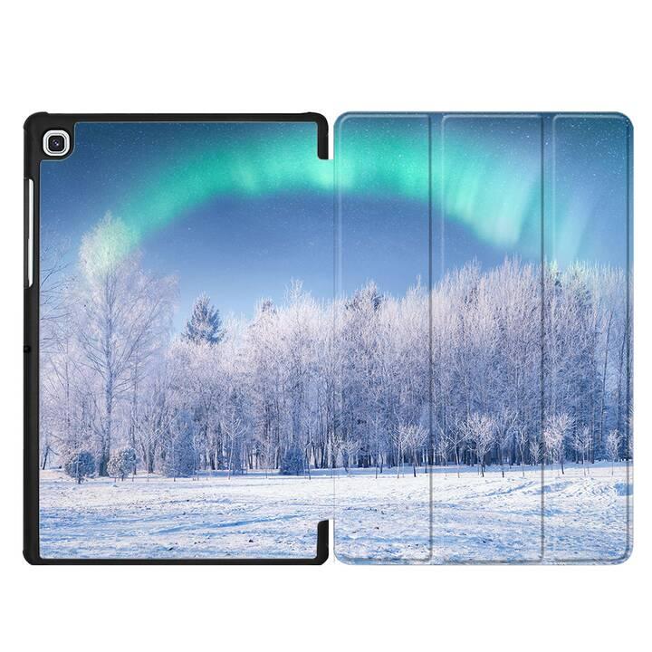 "EG MTT Housse pour Samsung Galaxy Tab S4 10.5"" - Aurora"