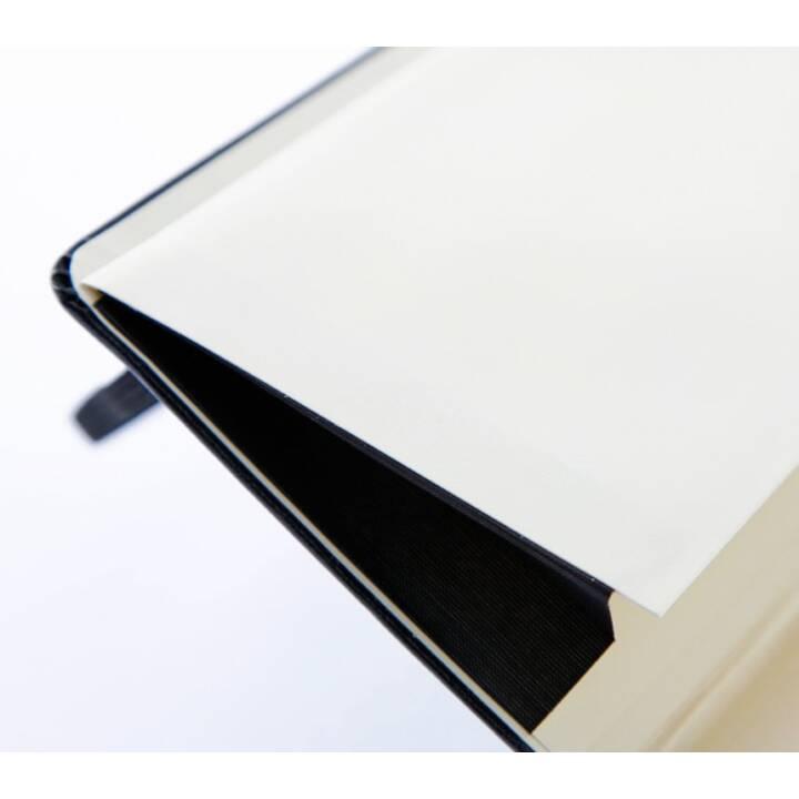 MOLESKINE Notebook Soft A5 foderato nero