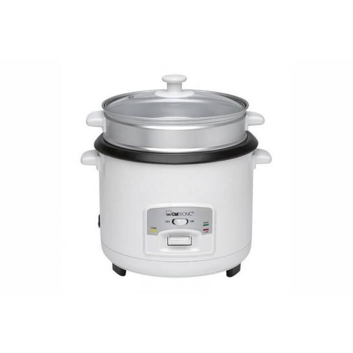 CLATRONIC Cuiseur de riz RK 3566 (2.5 l, 700 W)