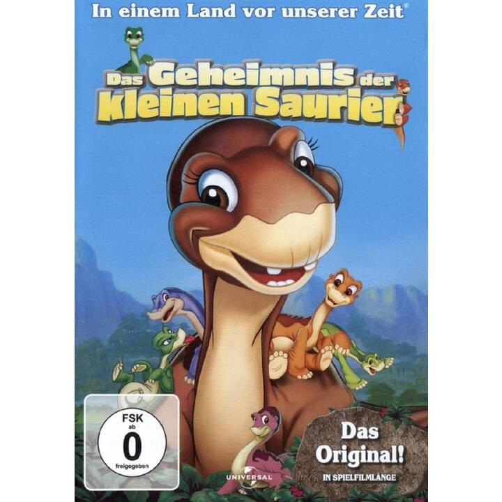 In einem Land vor unserer Zeit 11 - Das Geheimnis der kleinen Saurier (NL, EN, DE, FR)