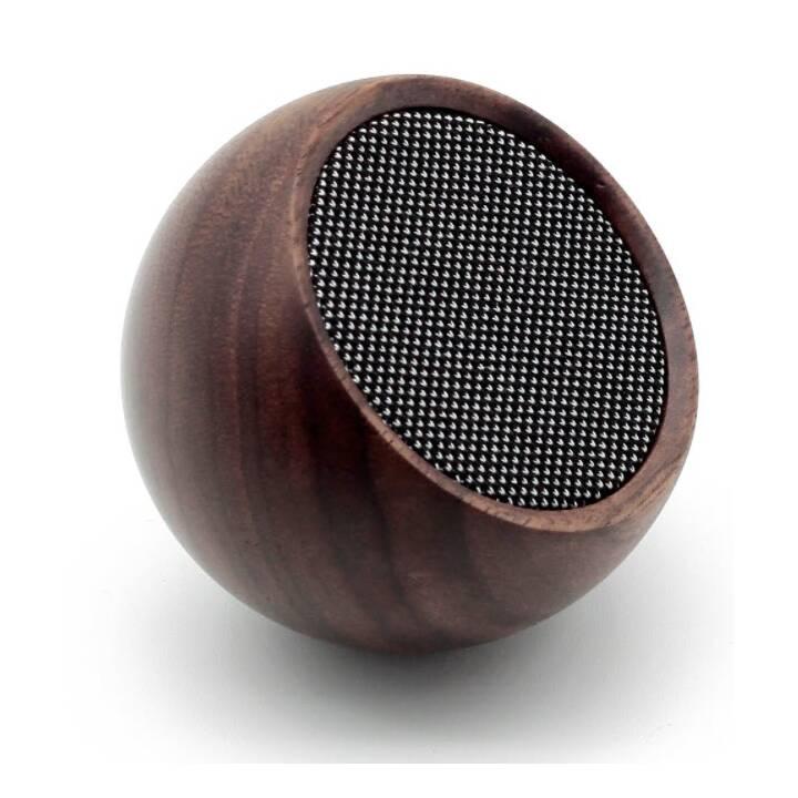 GINGKO Tumbler (Bluetooth, Marrone scuro)