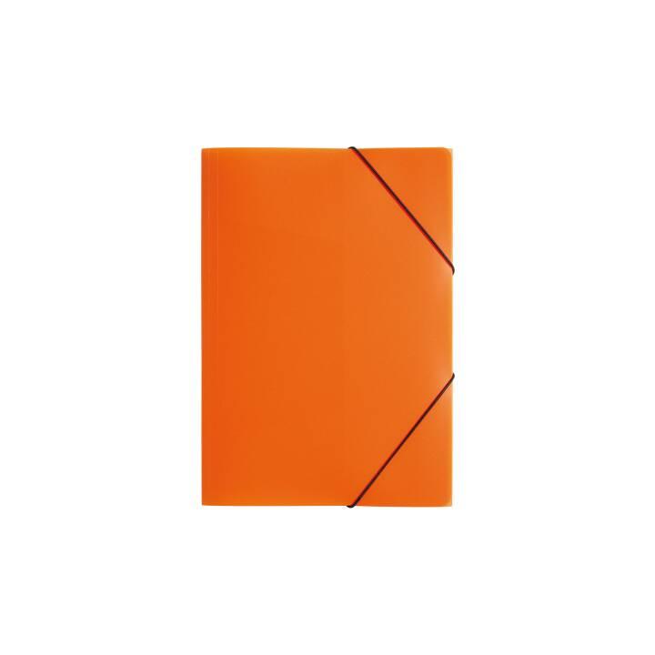 PAGNA cartella elastica A3 arancione