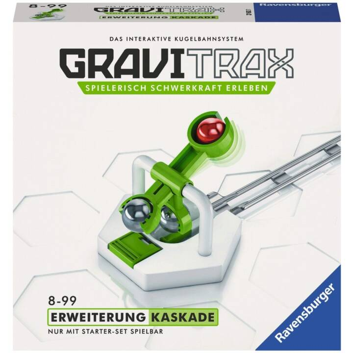 RAVENSBURGER GraviTrax Kaskade