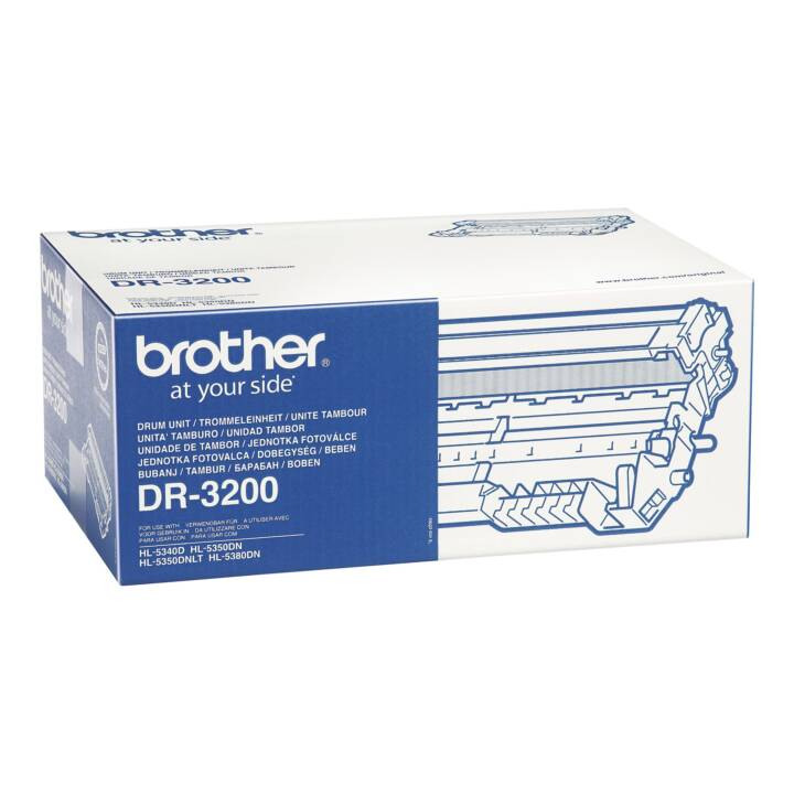 BROTHER DR3200 (Trommel, Schwarz)
