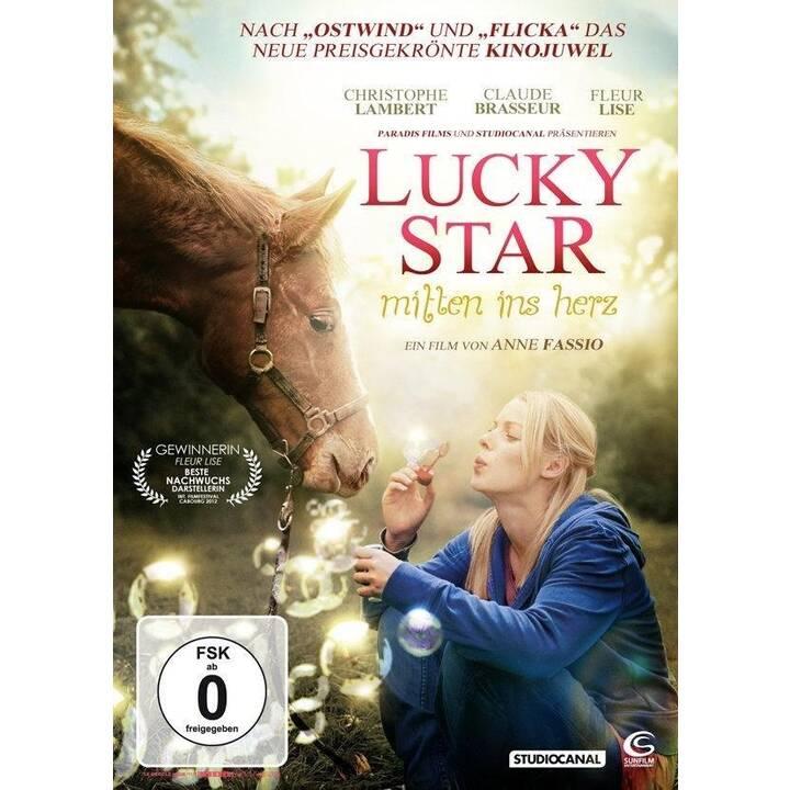 Lucky Star - Mitten Ins Herz (Sticker Edition) (DE, FR)