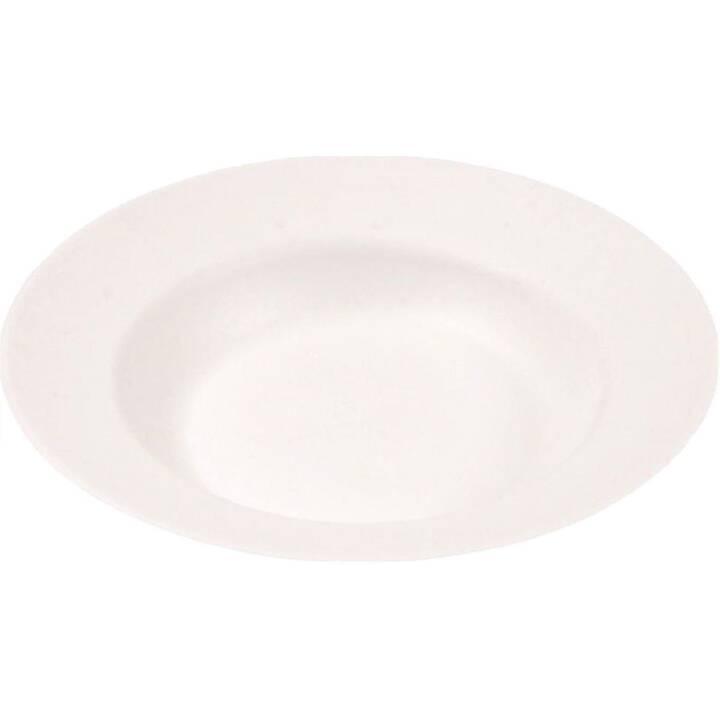 WEBSTAR assiettes jetables (23 cm, 50 pièce)