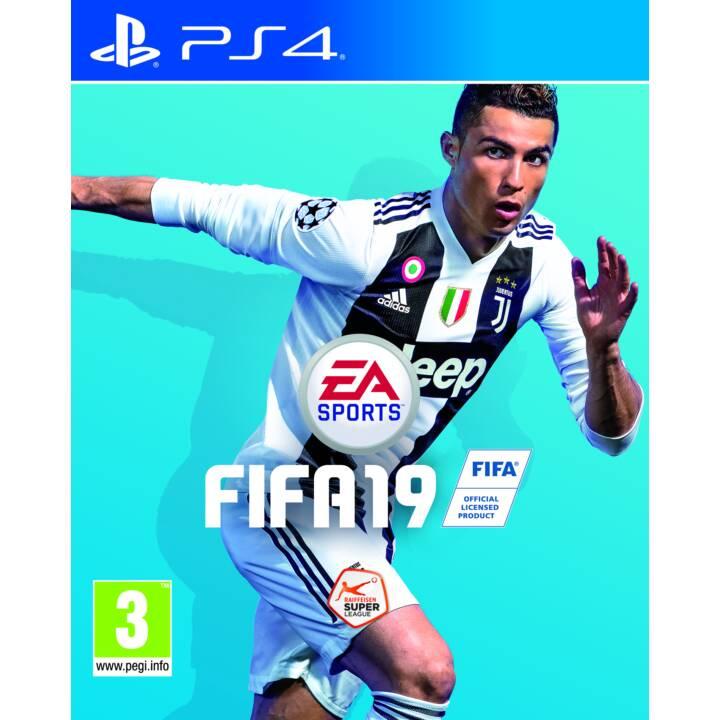 Fifa 19 (DE/FR/IT)