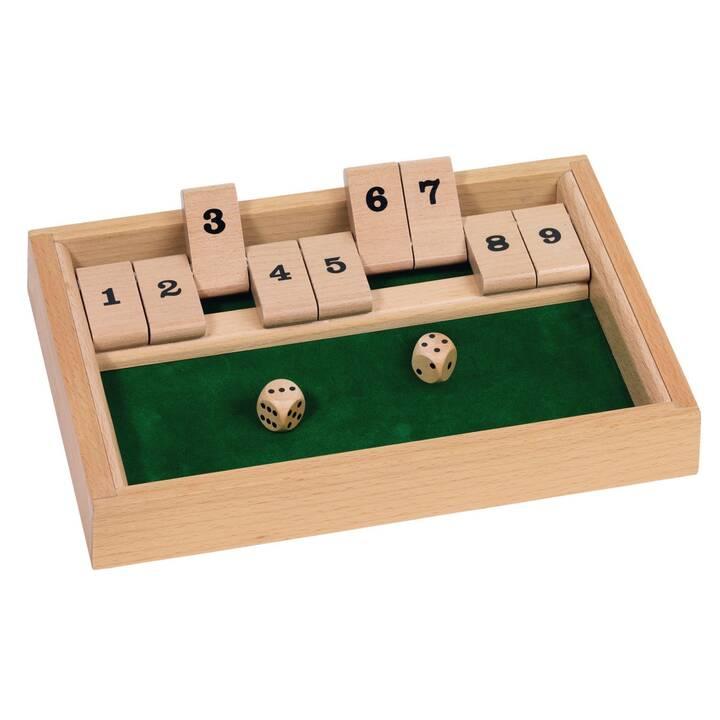 GOKI Shut the box Jeux de dés