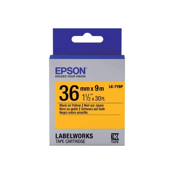 EPSON LW-1000P, -900P, -Z900FK Etiquette en rouleau 3,6 cm x 9 m