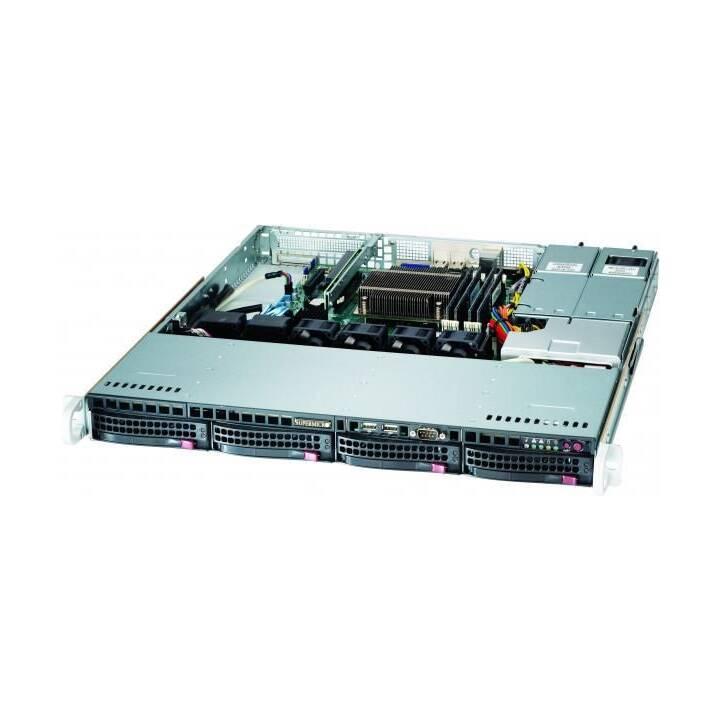 SUPERMICRO SuperServer 5018D-MTRF (Xeon E3 v3, Xeon E3 v4, 8 GB)