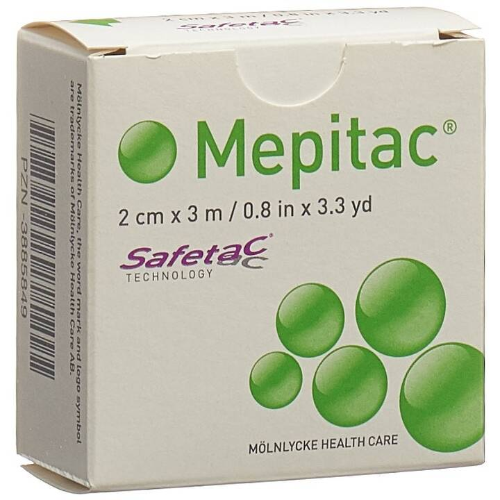 MEPITAC Safetac Pansement (1 pièce)