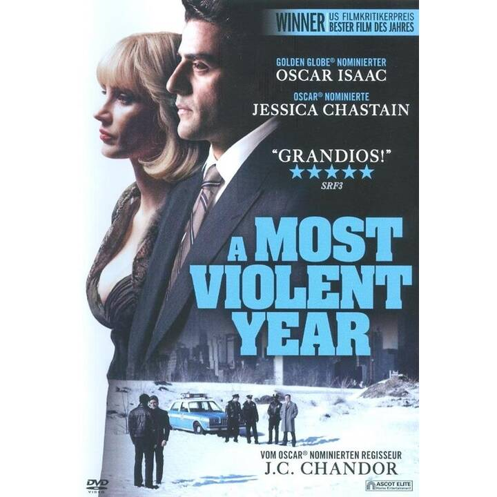 A Most Violent Year  (DE, ET)