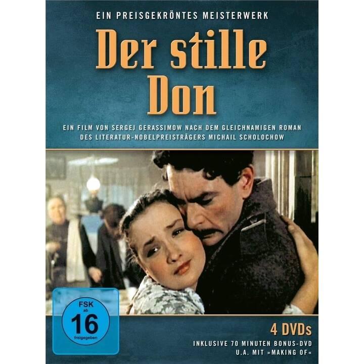 Der Stille Don (4xDVD) (DE)