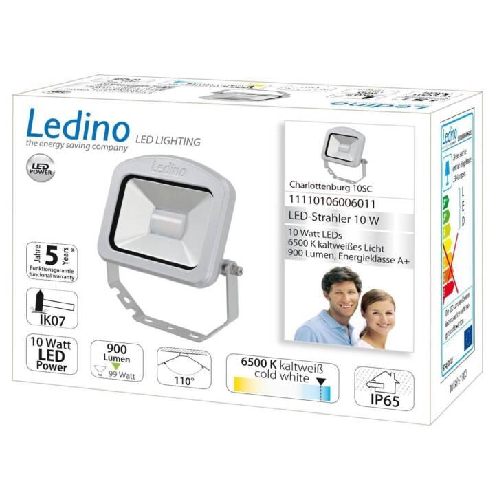 Ledino LED-Strahler Charlottenburg 10SC,