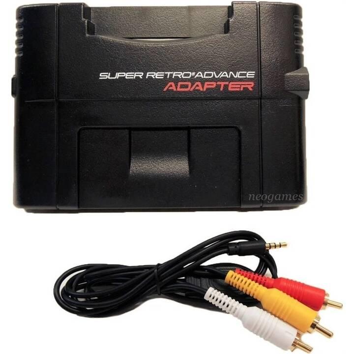RETRO-BIT Super Retro Advance Adapter