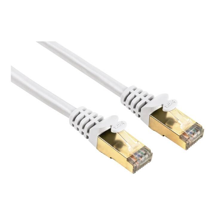 HAMA Câble réseau (RJ-45, 1.5 m)