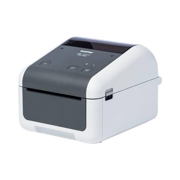 BROTHER TD-4520DN Imprimante d'étiquettes