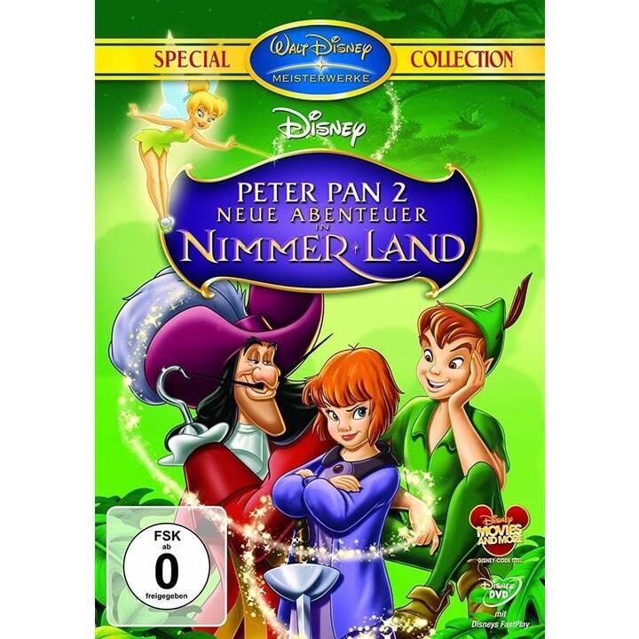 Peter Pan 2 - Neue Abenteuer im Nimmerland (TR, DE, IT, EN)