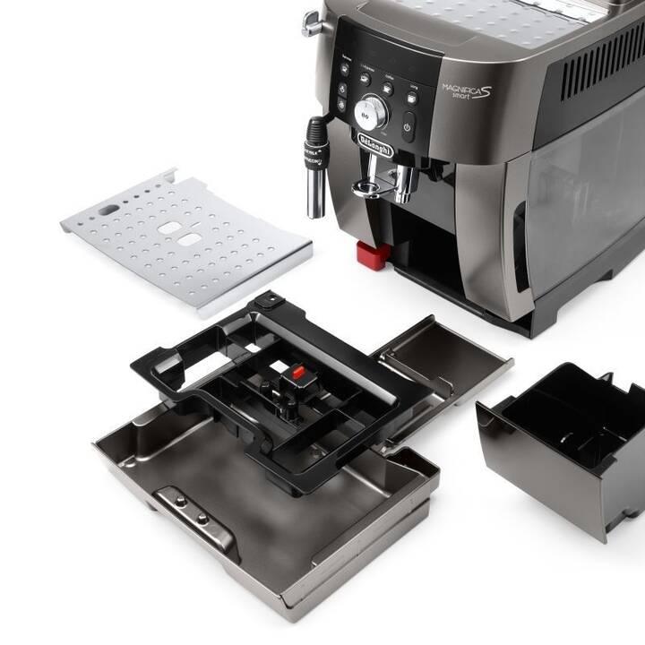 DELONGHI Magnifica S Smart ECAM 250.33.TB (Grigio titanio, 1.8 l, Macchine caffè automatiche)