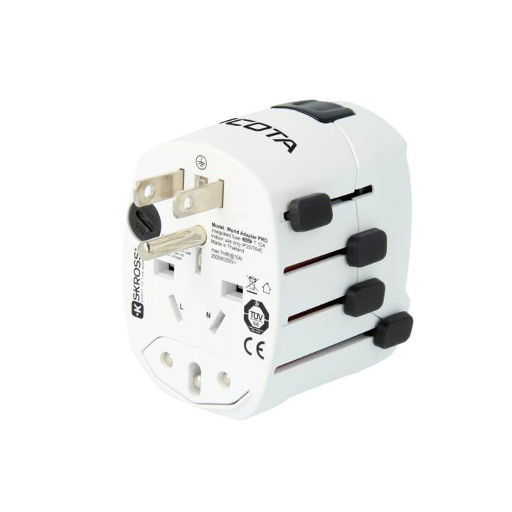 DICOTA World Adapter Pro