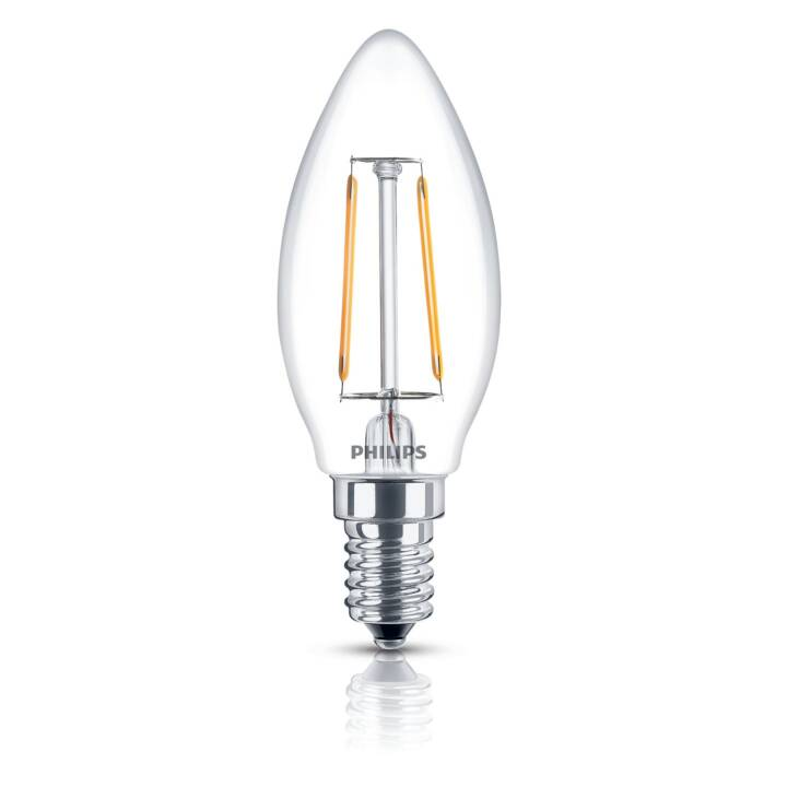 PHILIPS LED Birne (E14, 2.5 W)